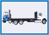 Flatbed Forklifts
